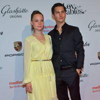 Sonja Gerhardt und Tim Oliver Schultz