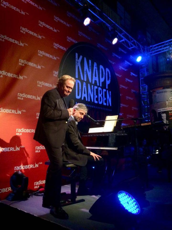 "Amüsante Show, witziger Name: ""Knapp daneben"" präsentiert von RBB-Moderator Heiner Knapp"