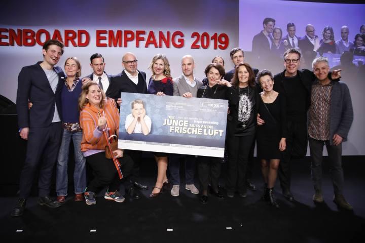 Familientreffen des deutschen Films: Der Medienboard-Empfang zur Berlinale