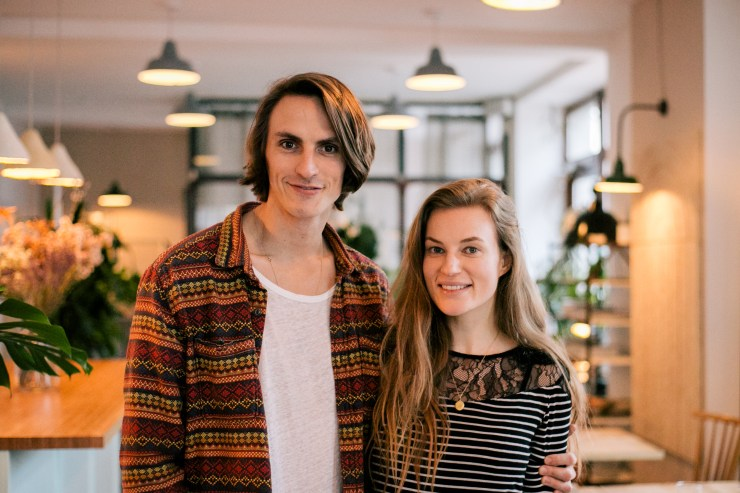 Szenrestaurant 2019: Jasmin Martin und David Suchy