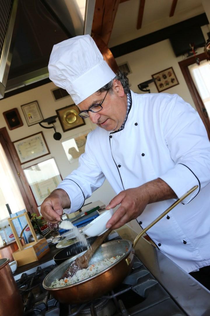True Italian Taste: Risotto all'Amarone von Gabriele Ferron
