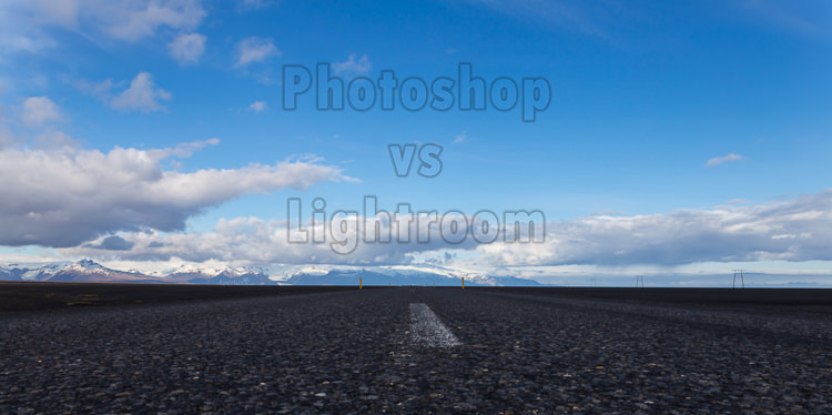 Photoshop vs Lightroom Comparison – Which One Do I Need?