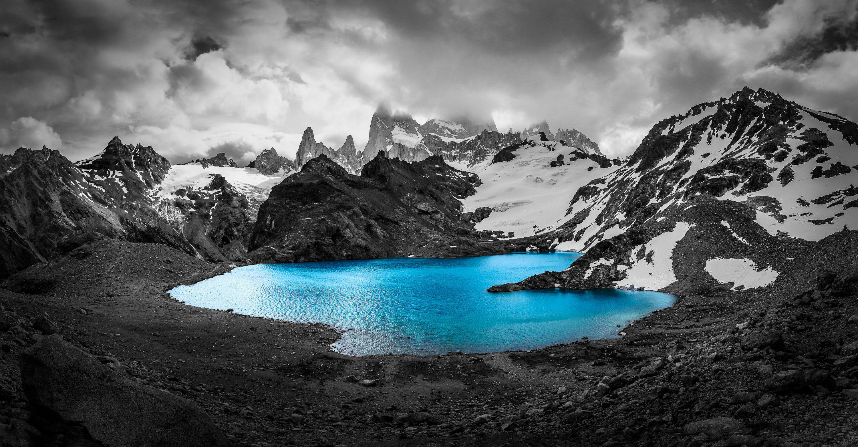 Fitz Roy Trek and Cerro Torre Hiking Guide from El Chalten, Patagonia