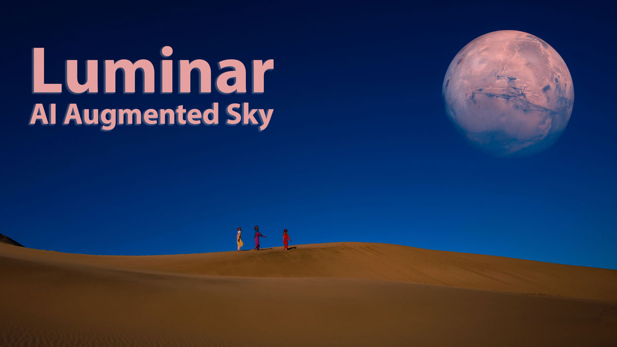 How to Use Luminar 4 AI Augmented Sky