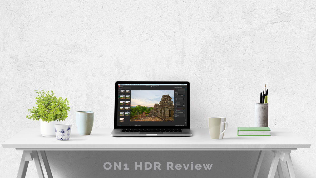 ON1 HDR Review – Merge Bracketed Photos 2020