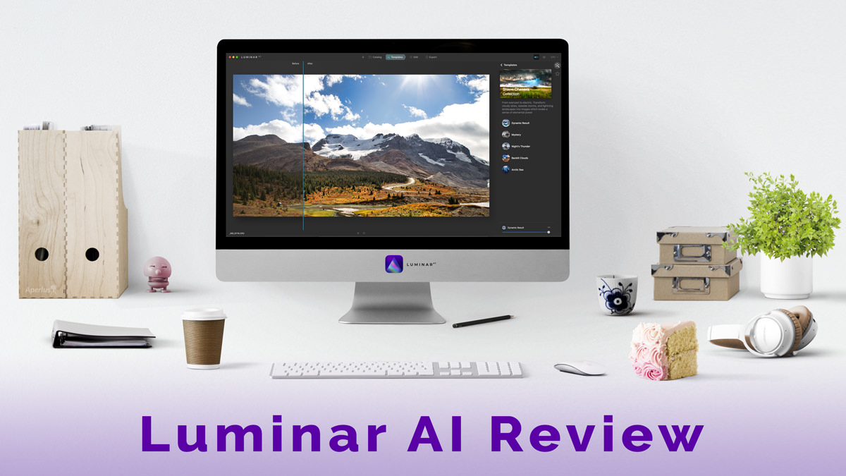 Luminar AI Review – Preorder and Upgrade Discount