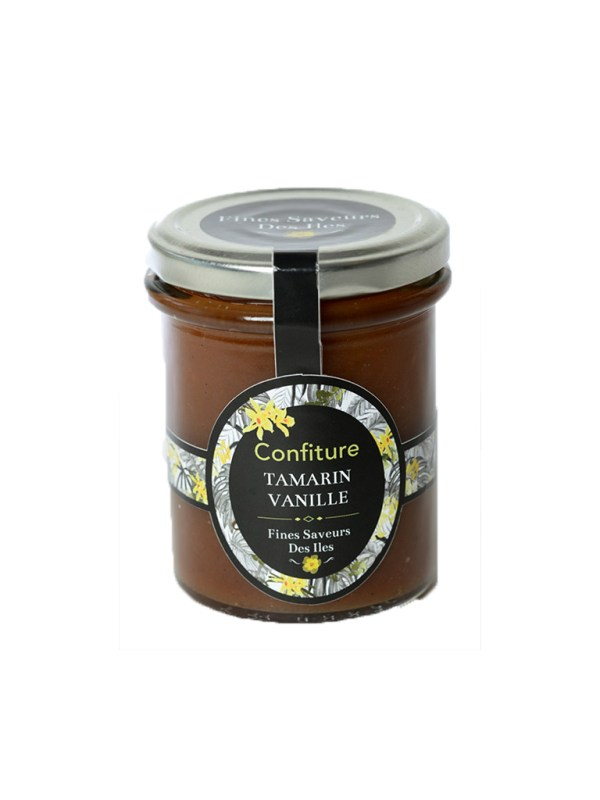 confiture-tamarin-vanille-apero-creole
