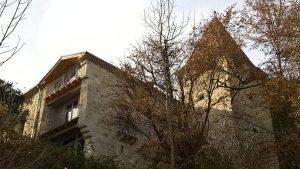 renovated chateau