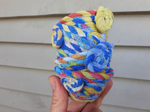 mini multicolooured gift baskets