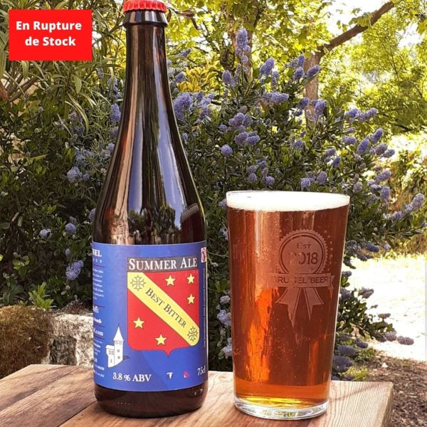 out of stock summer ale brunel bieres