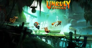 Unruly Heroes lançado oficialmente