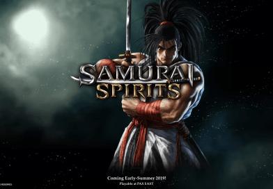 Novo trailer de Samurai Shodown revela que game está chegando em Junho