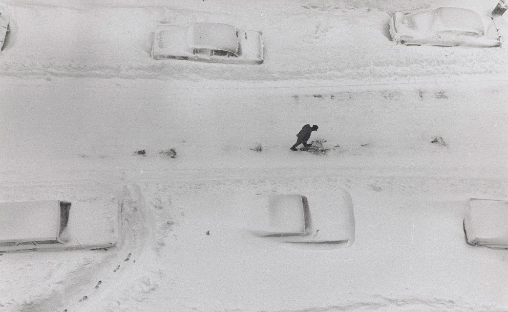 Adger Cowans, Footsteps, 1960