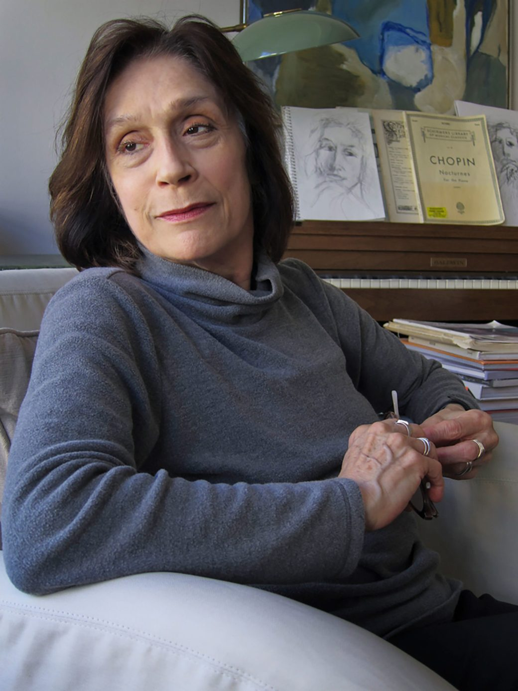Alice Rose George, New York, 2012