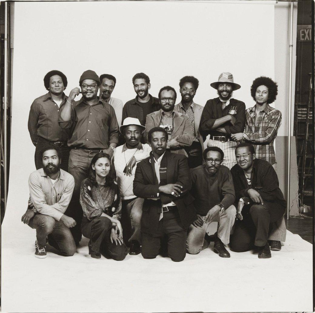 Anthony Barboza, Kamoinge Members, 1973