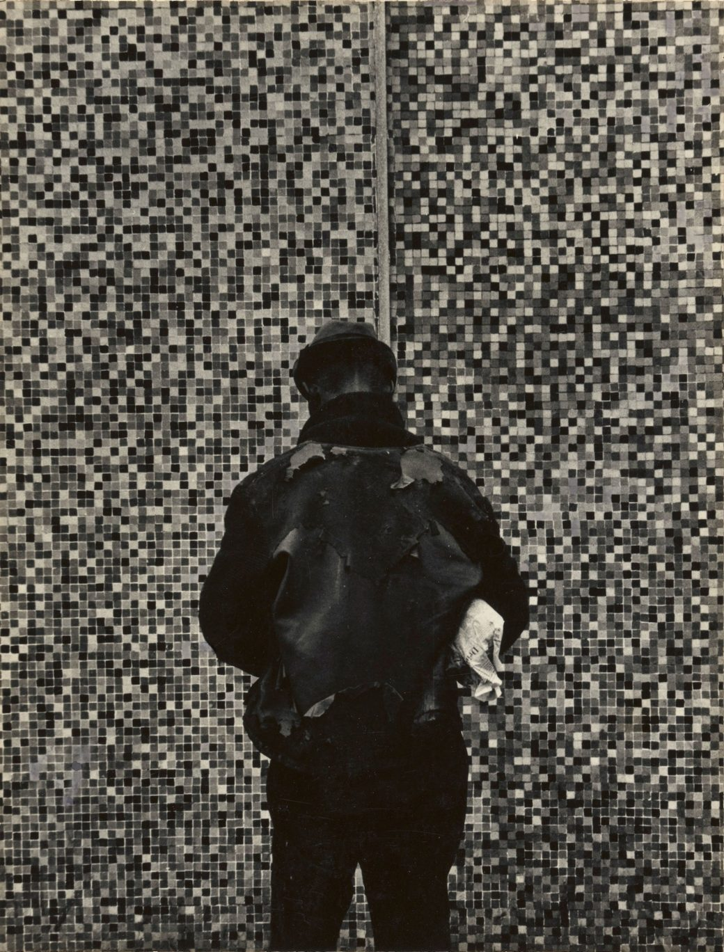 """James """"Jimmie"""" Mannas, No Way Out, Harlem, NYC, 1964"""