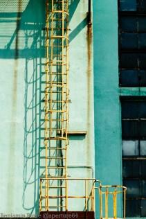 EC2 Fire Escape Ladder