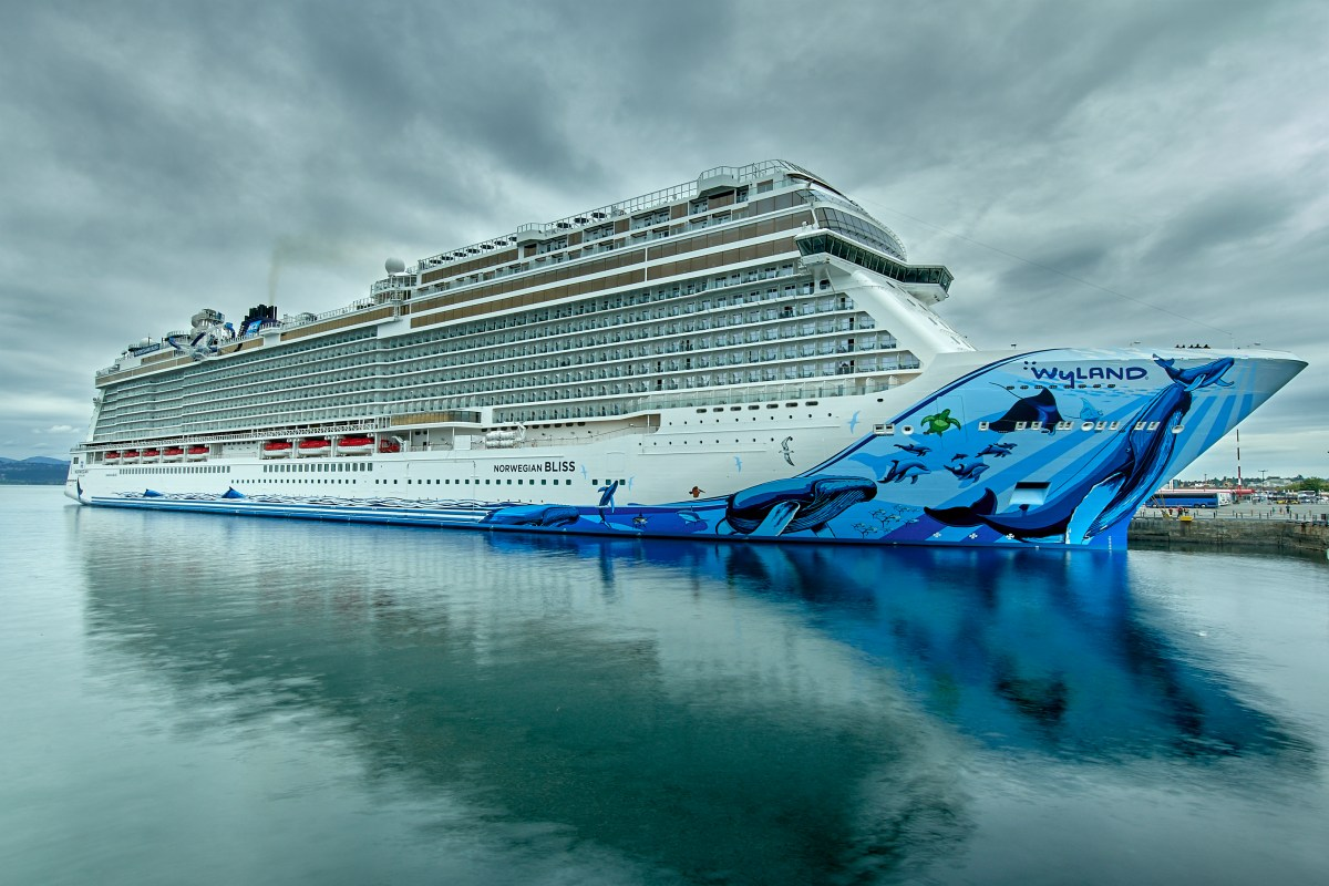 Norwegian Bliss!