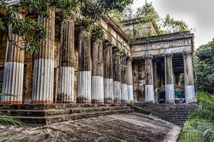 a replica of Athens, Greece