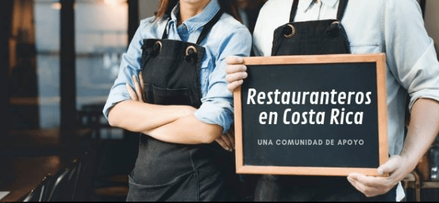 Restauranteros en costa rica