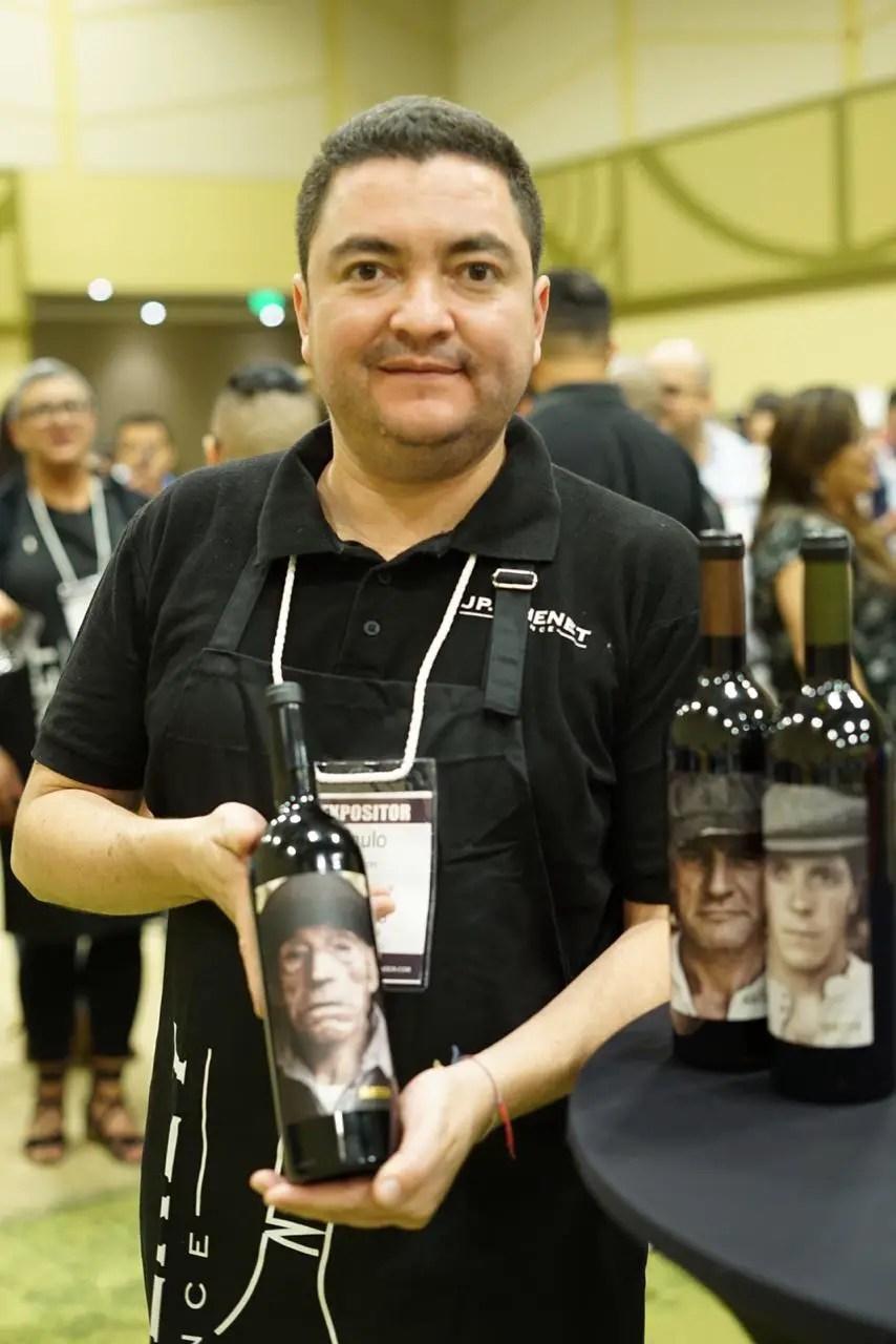 Pablo Chacón, gerente comercial de vinos y licores de Ciamesa