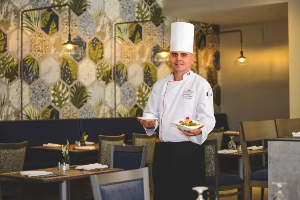 Gerardo Godínez es el Chef Ejecutivodel nuevo Restaurante Nattivo Kitchen