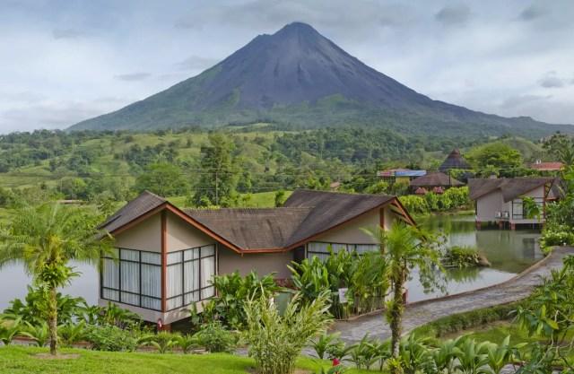 hotel Montaña de fuego