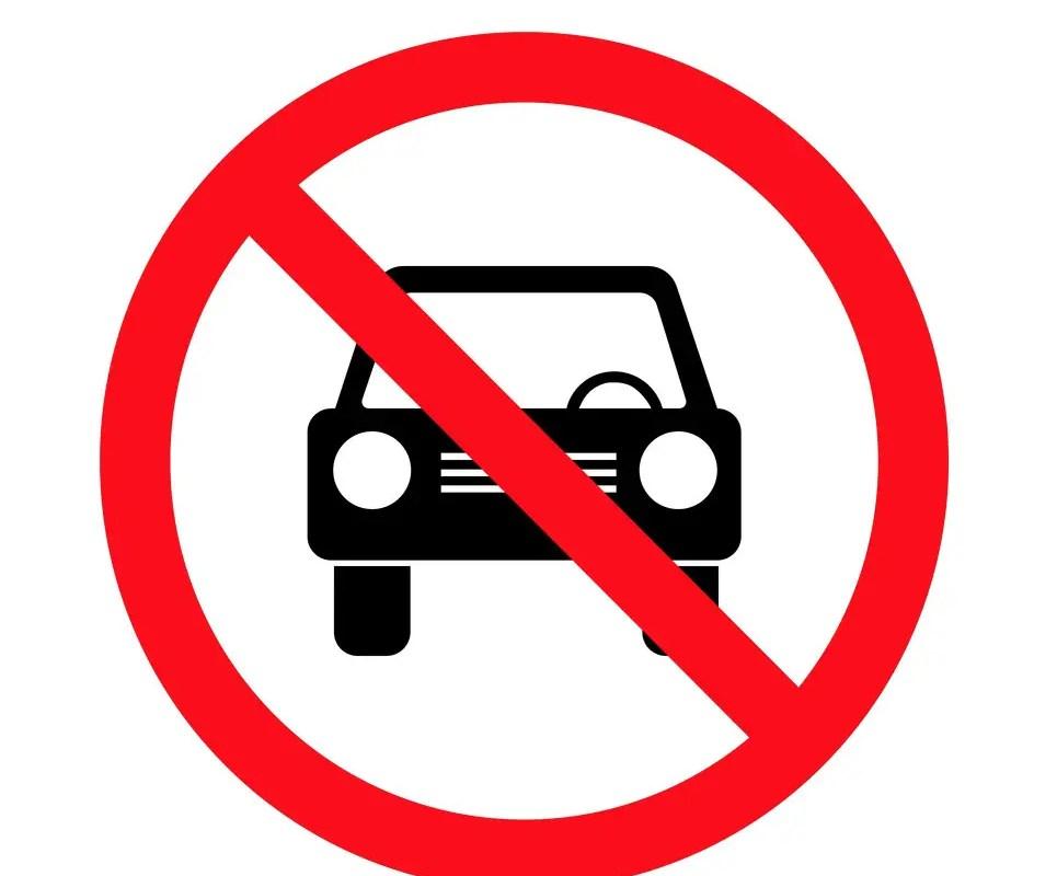 Lista de excepciones restricción vehicular alerta naranja