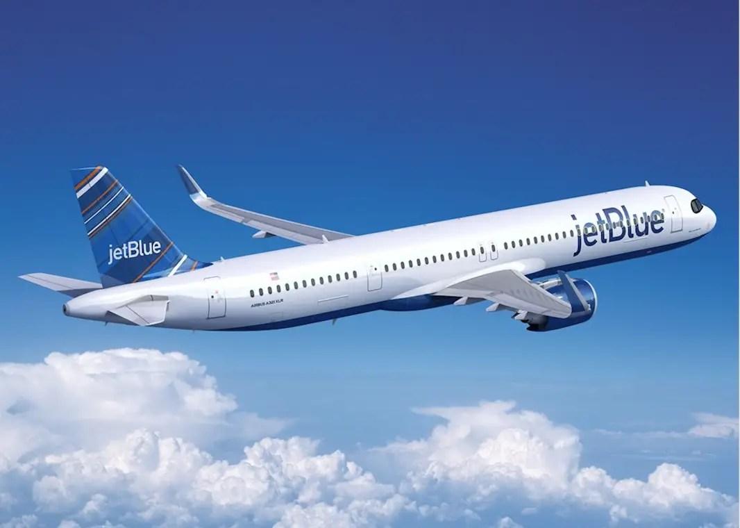 JetBlue lanzará 24 nuevas rutas a finales de este año