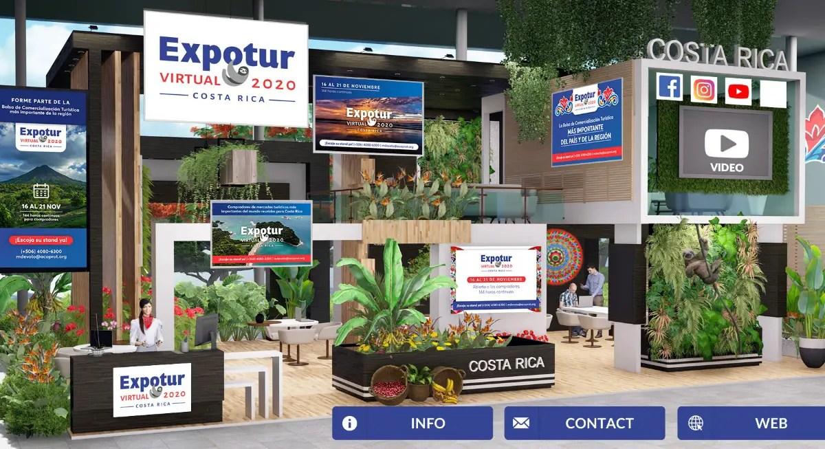 26 países ya se inscribieron en EXPOTUR Costa Rica 2020