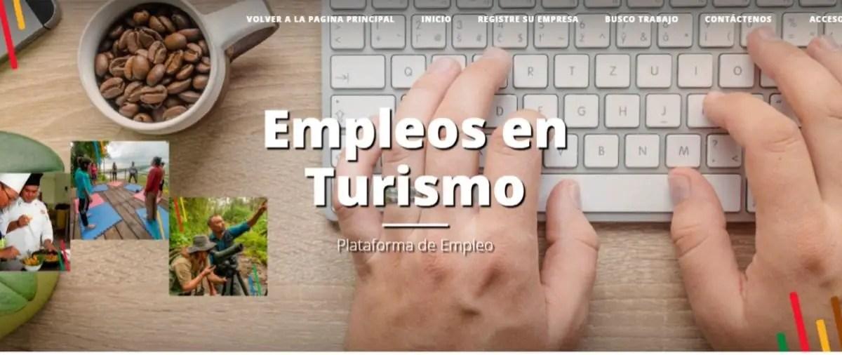 Nueva bolsa de empleo de el sector turístico