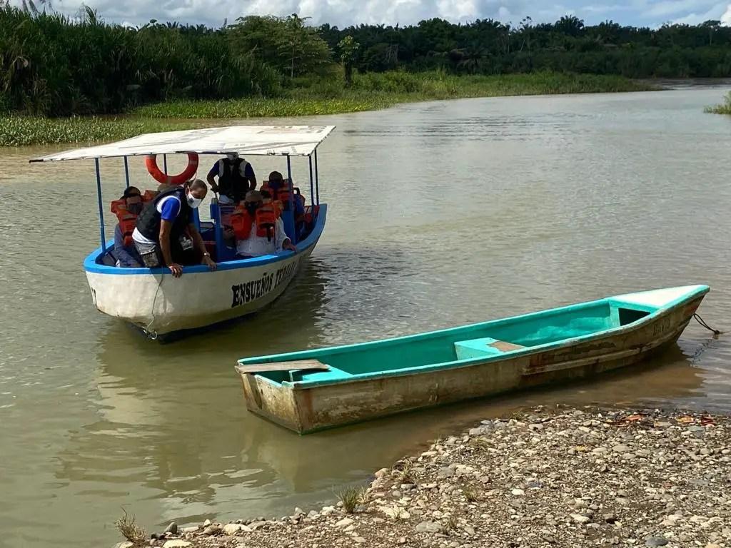 Nueva ruta turística: «Puerto a Puerto»
