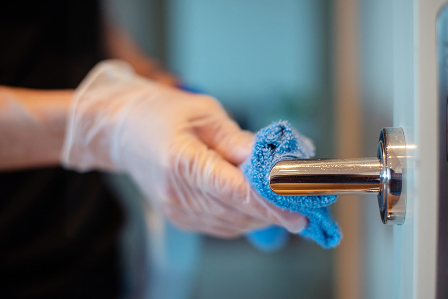 Webinar gratuito: ¿Cómo garantizar seguridad sanitaria a clientes y huéspedes?