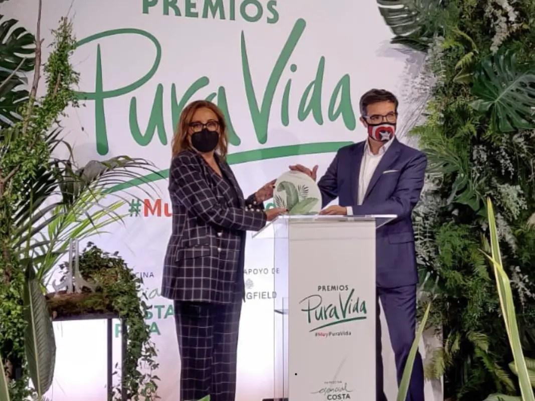 Premios Pura Vida a la sostenibilidad