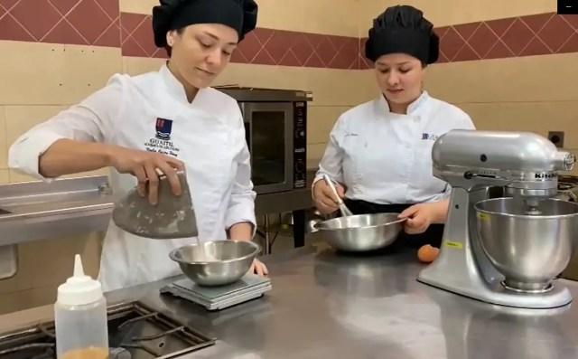 Becas a mujeres para Técnico en Cocina Hotelera