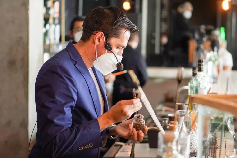 Bartender de Tamarindo representará a Costa Rica en España
