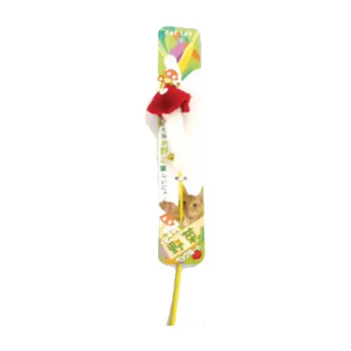 Petz Route Cat Stick Toy (Mushroom)