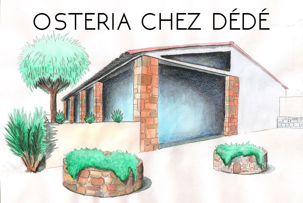 Osteria Chez dédé