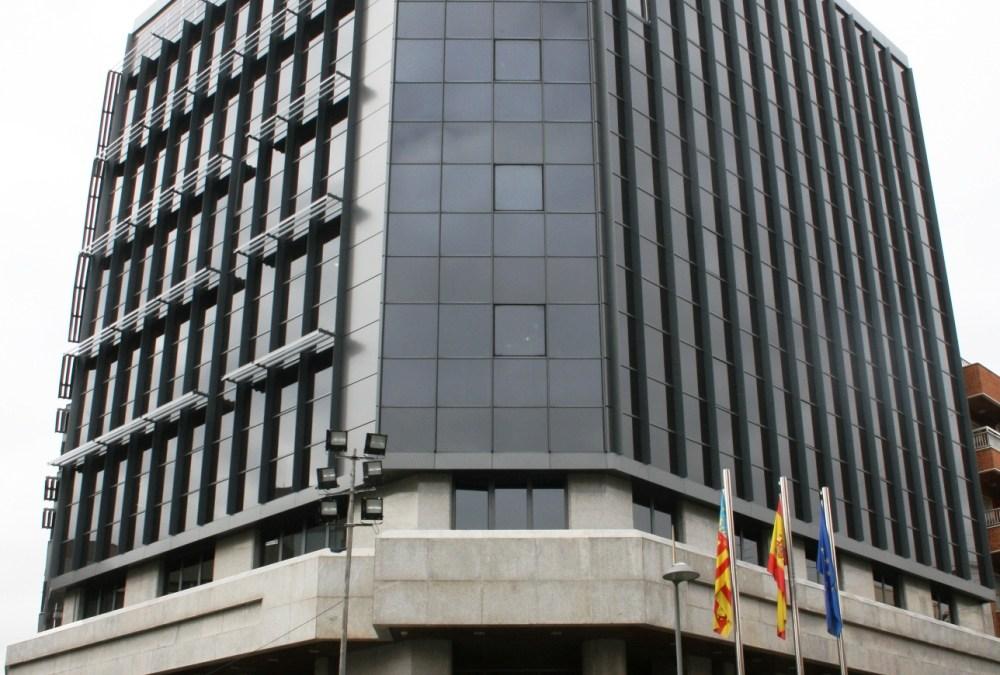 376.547,95 euros para la contratación de desempleados de Torrent