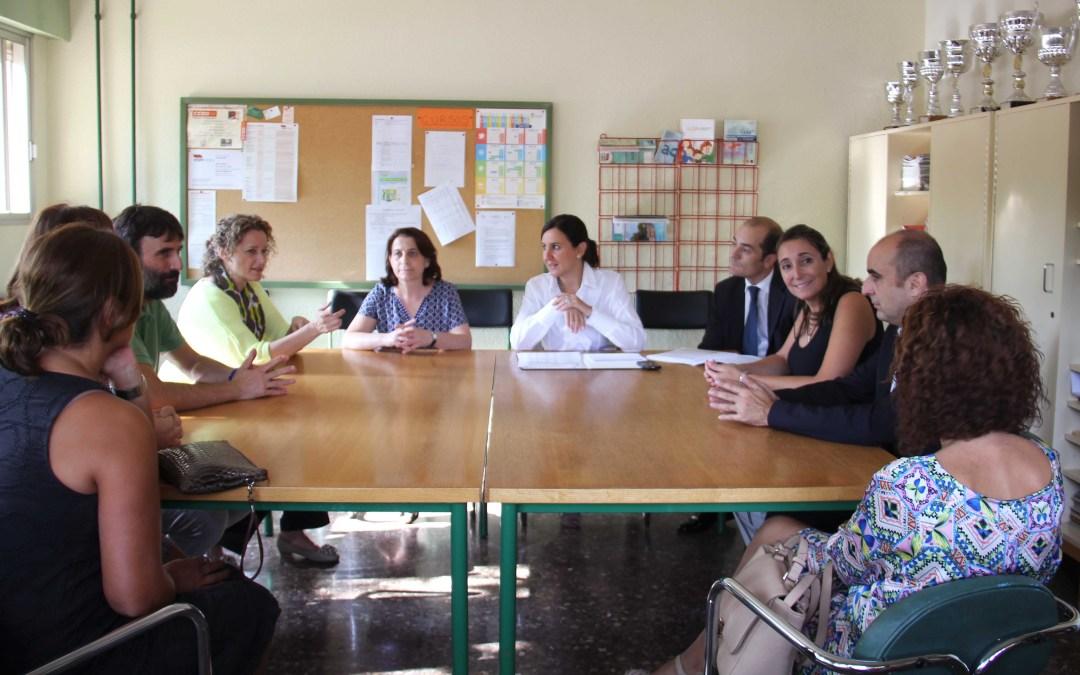 Una inversión de más de 5 millones de euros permitirá renovar íntegramente el CPEE La Encarnación de Torrent