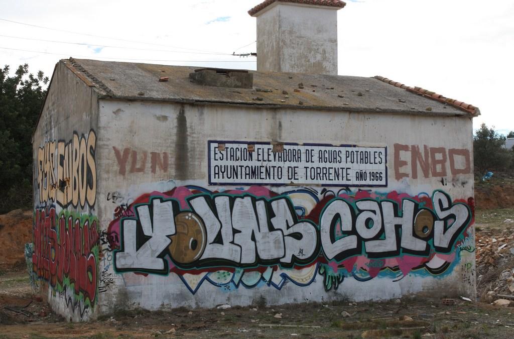Folgado anuncia la recuperación del depósito del Arquillo como Centro de Interpretación del Reg Mil•lenari del barranc de l'Horteta
