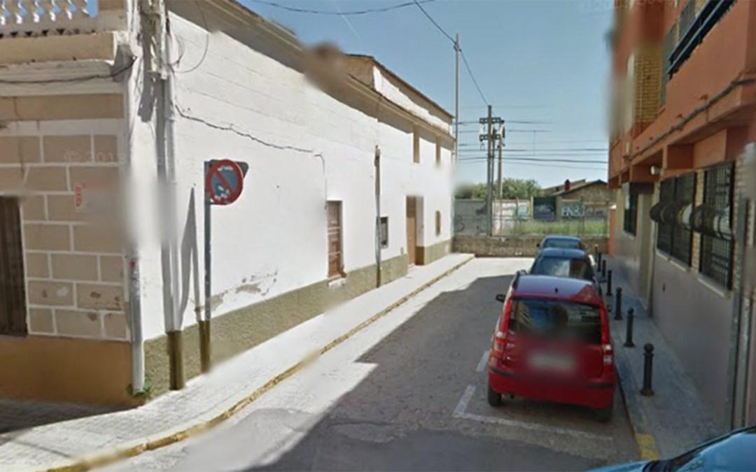 El PP solicita que se abra una salida de pluviales en las calles Santos Patronos y San Nicolás hacia la huerta