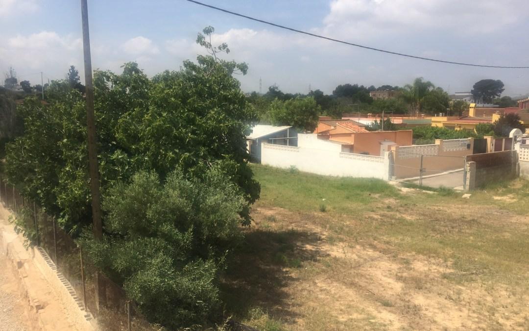 El PP se suma a los vecinos y solicita la adquisición de dos zonas verdes en Font de la Teula y El Pantano