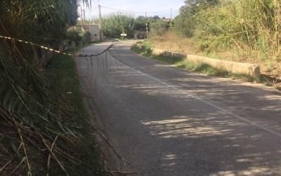 El PP de Torrent pide en una moción mejoras para los caminos principales del término de Torrent