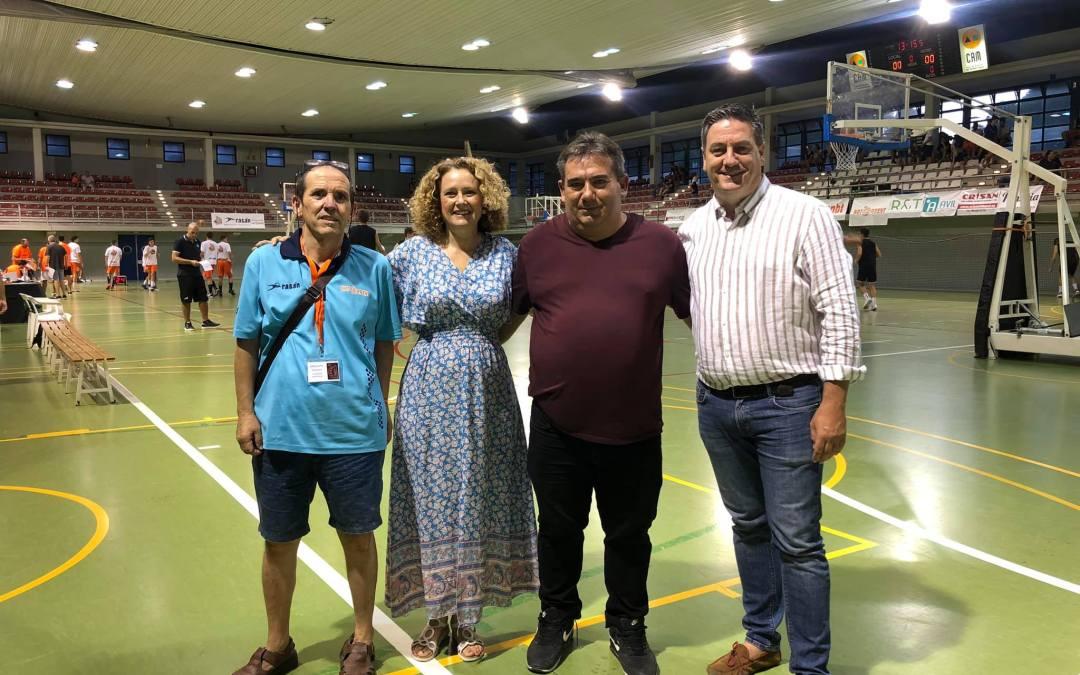 El PP apoya al Nou Basquet Torrent en su II Torneo Internacional junior
