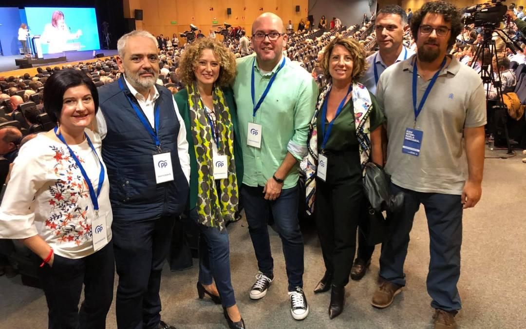 El PP de Torrent asiste a la XXIV Interparlamentaria nacional en Alicante