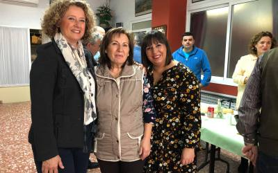 El PP felicita a Sonia Hernández, la primera presidenta de la asociación cultural Castilla-La Mancha