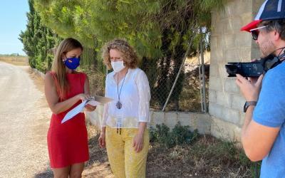Folgado y Díaz denuncian los incumplimientos del Consell y del Ayuntamiento en el desmantelamiento de la planta abandonada de GEMERSA