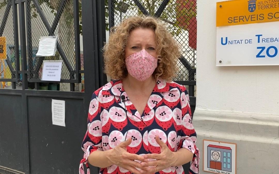 Folgado propone habilitar espacios municipales para la vacunación frente a la gripe común