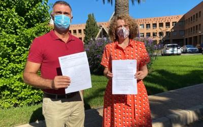 Folgado (PP) solicita en sendas cartas a los Consellers de Educación y Sanidad la realización de PCR al personal educativo